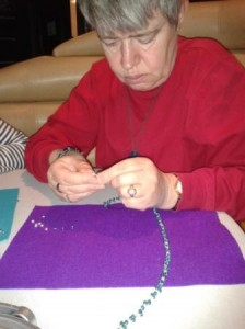 Helen jewellery making